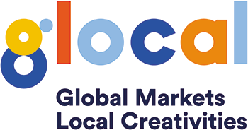 Glocal  Logo